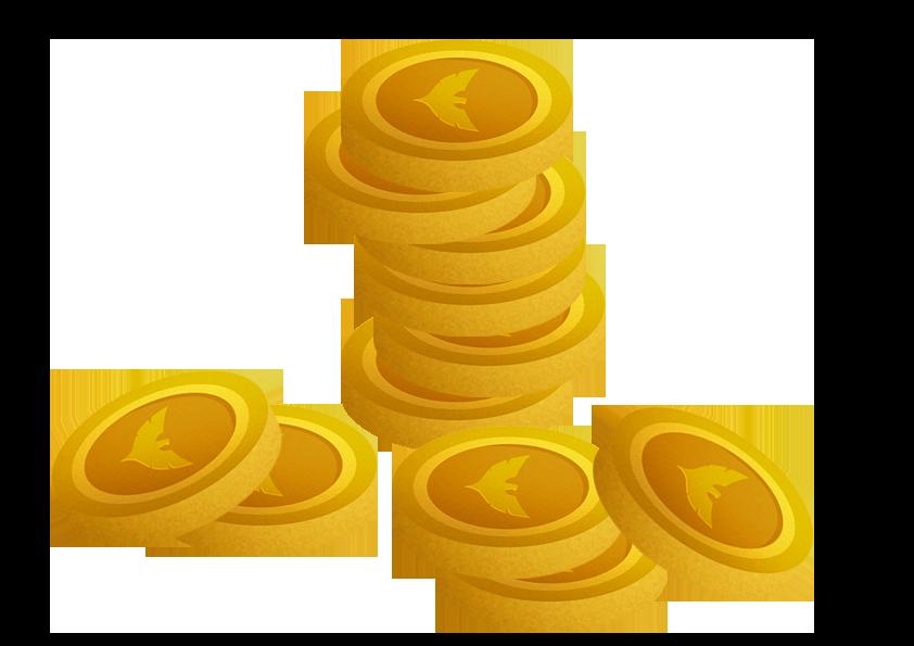 Premium Cash moeda