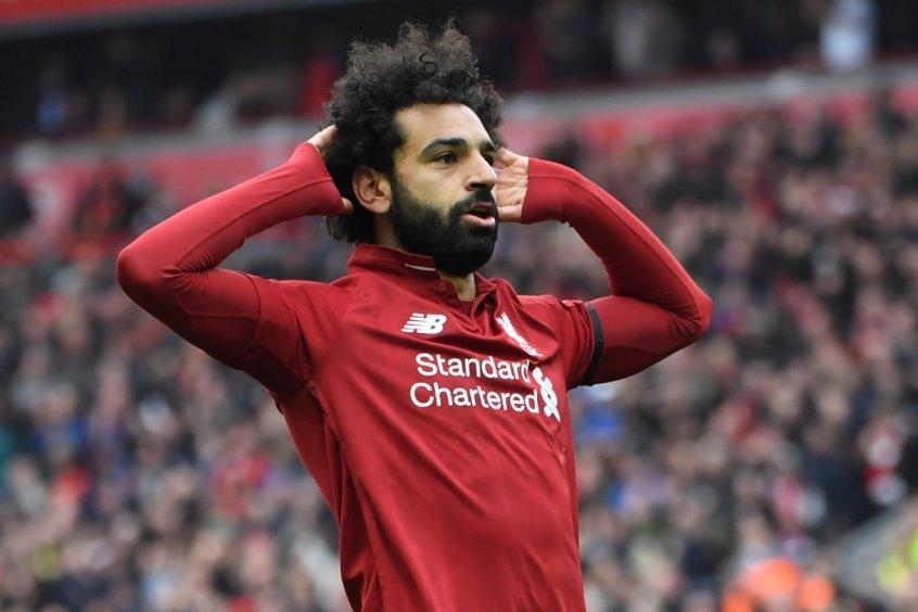 Salah Premier League