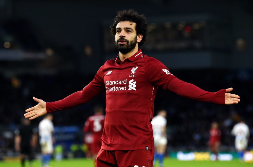 Salah Champions